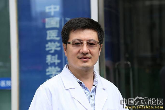 访八大处王连召:瘢痕治疗微创和外观要两手抓 南京,