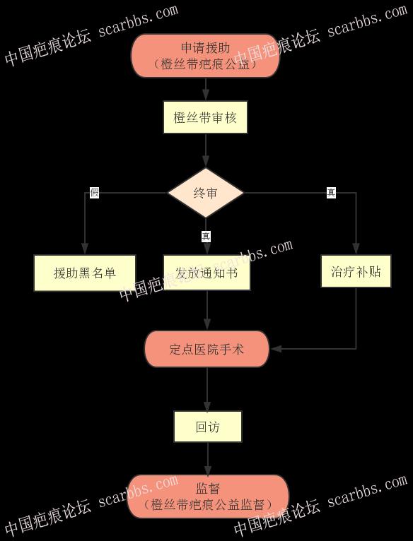 橙丝带疤痕公益巡诊[重庆]